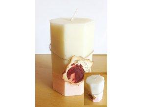 Svíčka - osmistěn