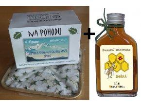 Čaj s medovinou