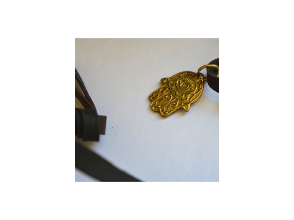 RUKA FATIMY (HAMSA) - symbol ženskosti