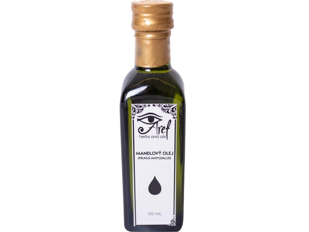 Mandlový olej upravený