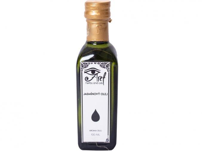 Jasmínový olej upravený