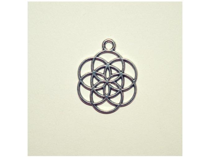 KVĚT ŽIVOTA - symbol životní energie