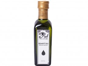 Sezamový olej upravený