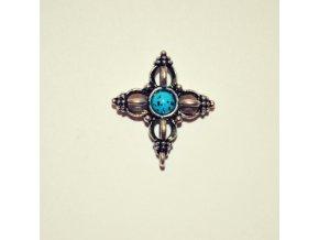 DORDŽE KŘÍŽ - symbol léčení a ochrany
