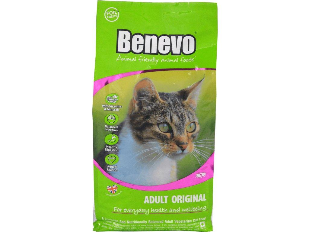 benevo cat adult original 15 kg