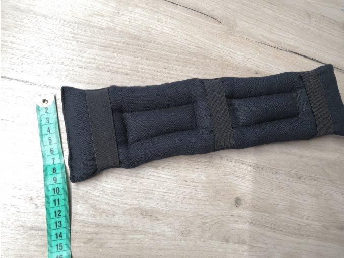 Extendor - přídavné rozšíření bederního pásu z šátku skladem