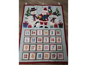 Adventní kalendář Sněhuláci 2
