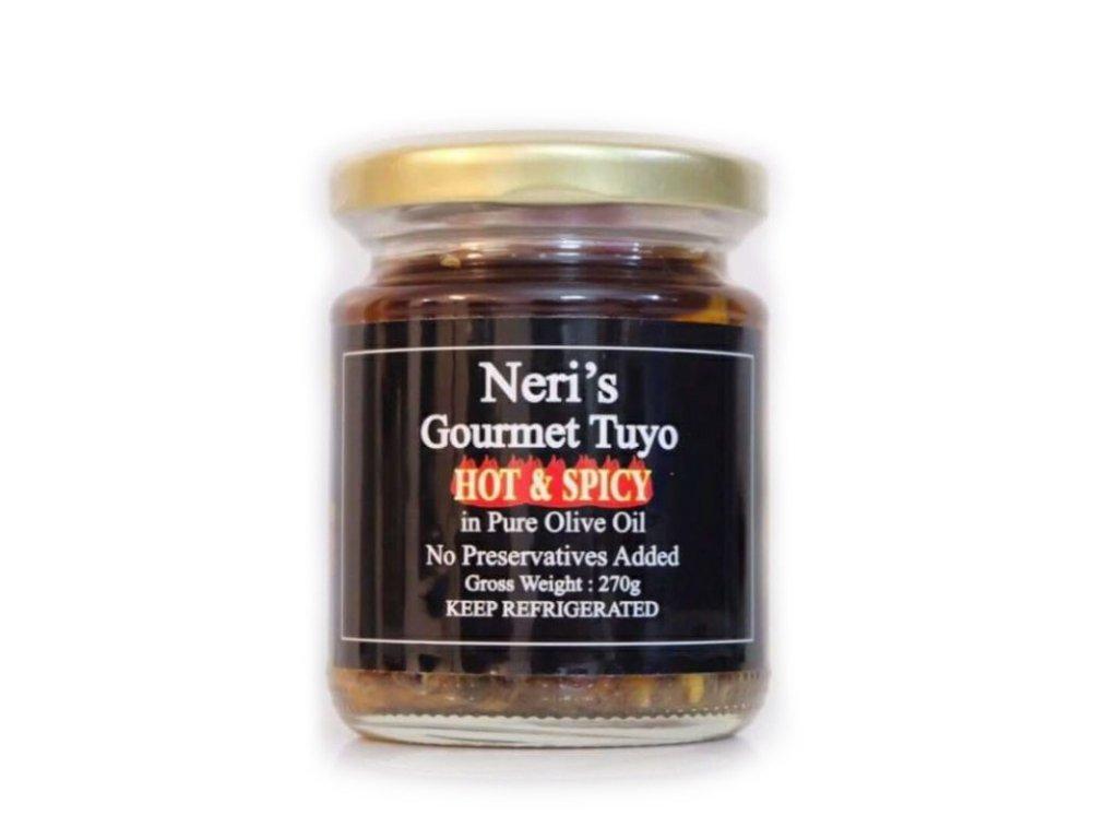 Neri's Gourmet Extra Hot 270g
