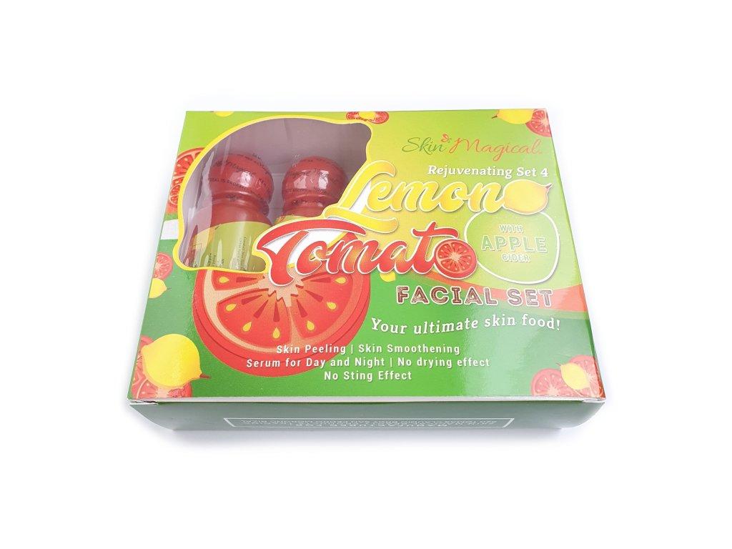 tomato lemon