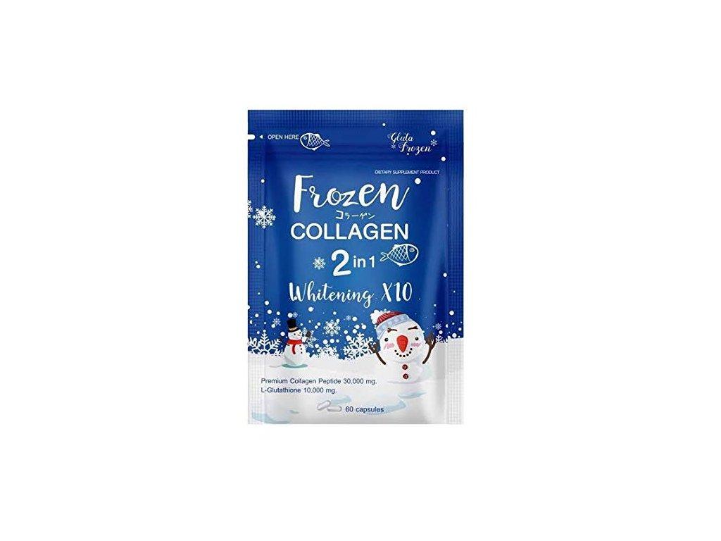 frozen collaen