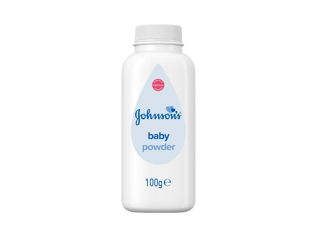 johnsons powder