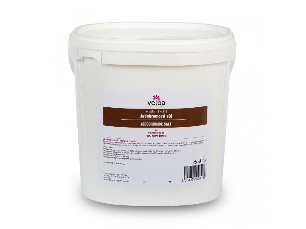 Termální jodobromová sůl