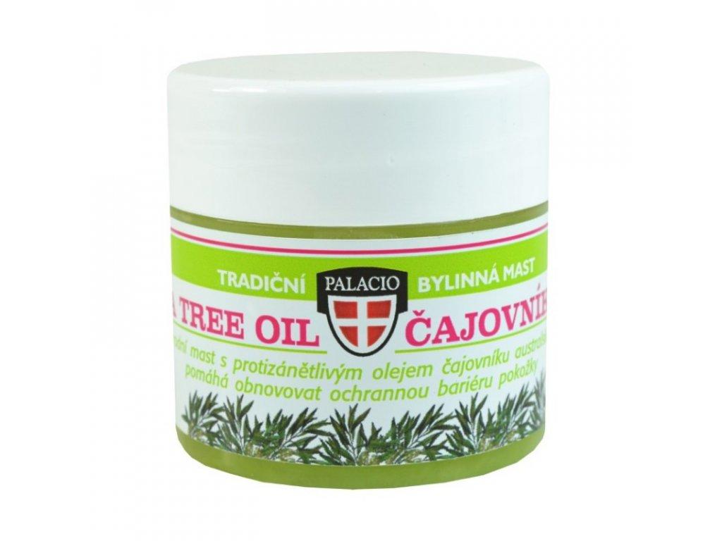 TEA TREE OIL MAST s olejem čajovníku australského - 120 ml