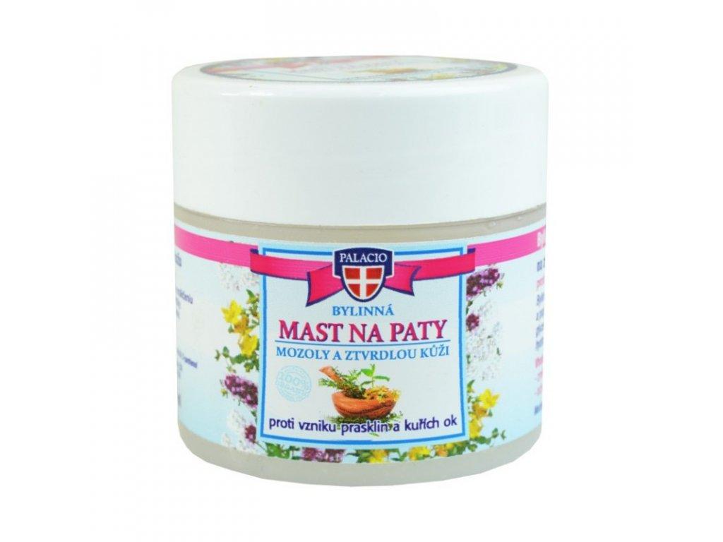 Mast na paty - 120 ml