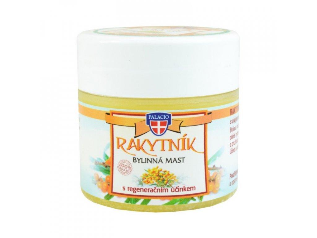 Rakytníková bylinná mast  - 120 ml