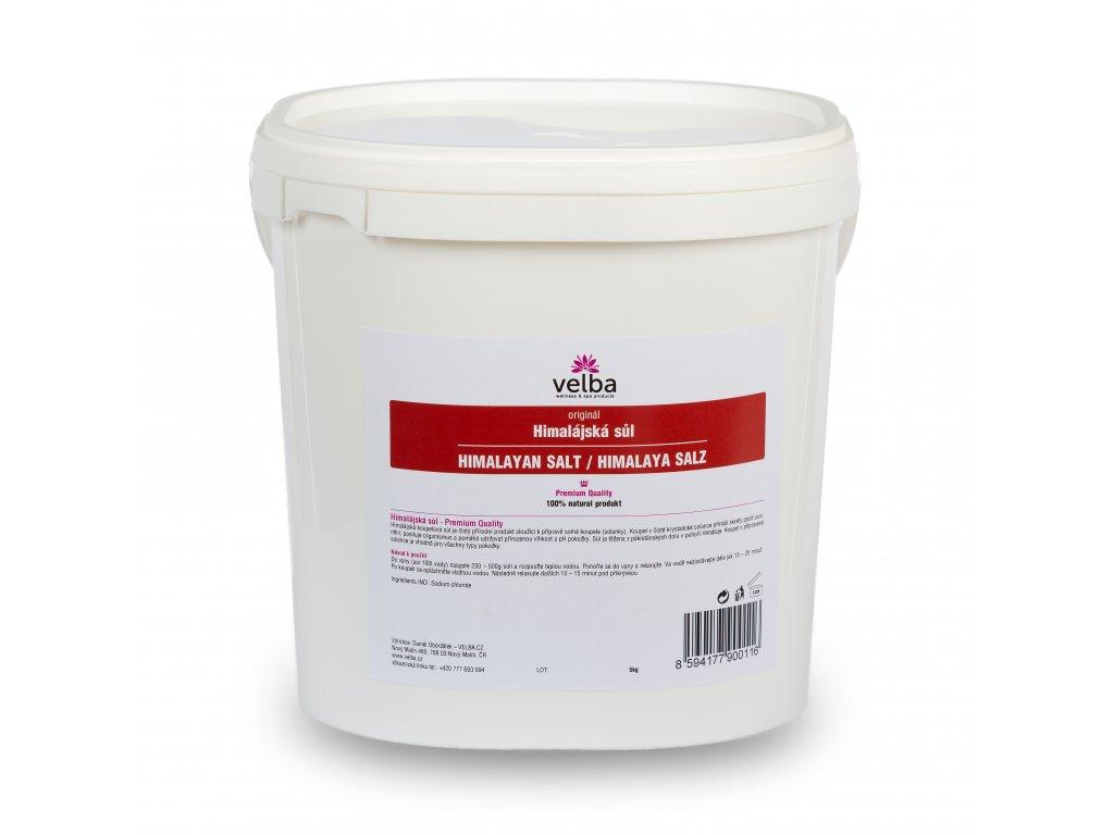 Himalájská koupelová sůl - 5 kg