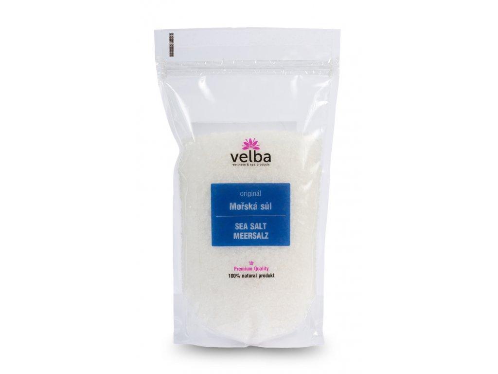 Mořská koupelová sůl 650 g