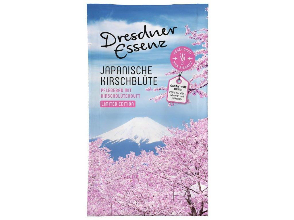 Květ japonské sakury