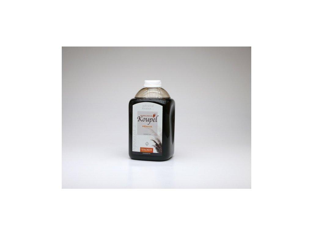 Rašelinová koupel - pěnivá 500 ml