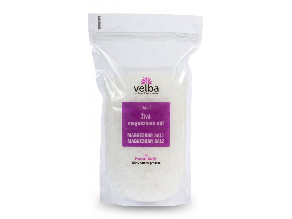 Živá magnéziová sůl 500 g