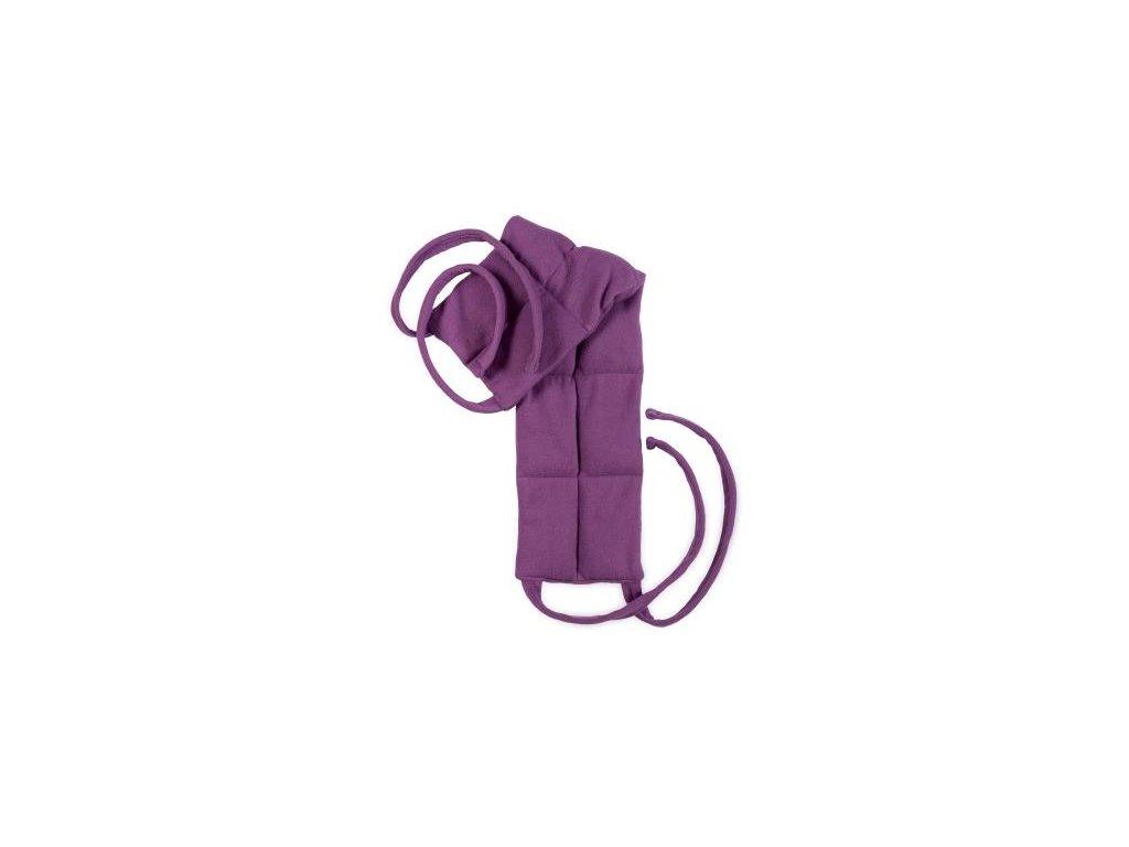 Bylinný termofor na bederní páteř - různé druhy