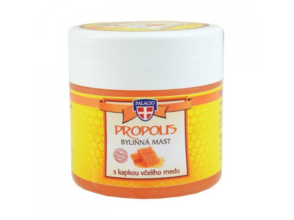 Propolis a včelí vosk mast - 120 ml