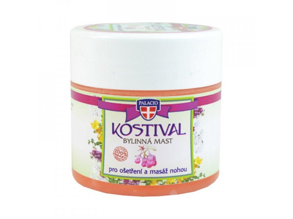 Kostivalová bylinná mast - 120 ml
