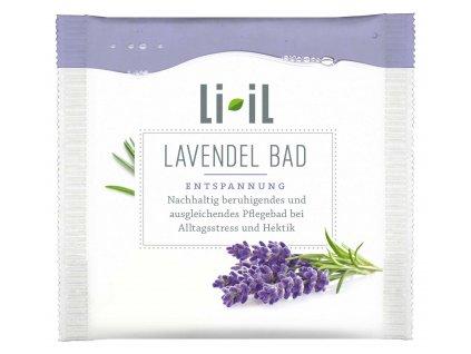 li il lavendel bad entspannung