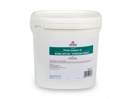 Přírodní koupelová sůl 5 kg