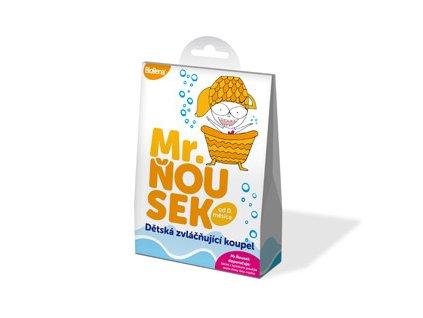 Mr.Ňousek Dětská zvláčňující koupel 20 g