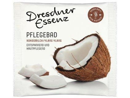 Aromatická koupel kokosový ořech a ylang ylang