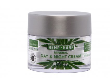 www.velba.cz 72005 HEMP Day&NightCream 50ml