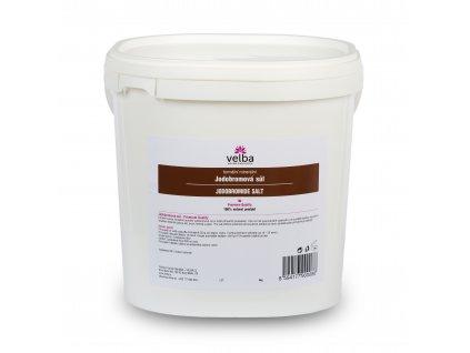 Termální jódobromová minerální sůl  5 kg
