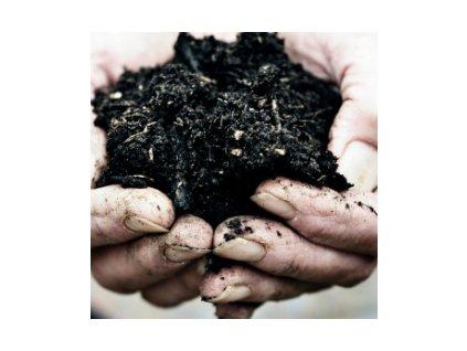 Rašelina na obklady a zábaly - 25 litrů