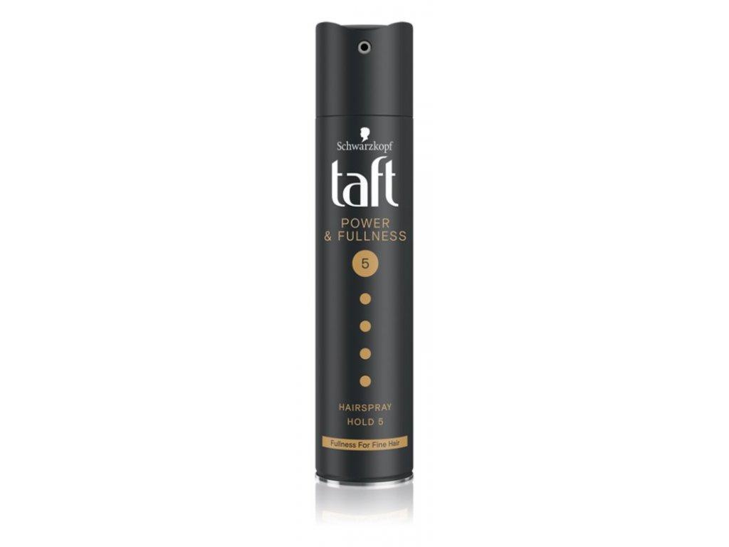 schwarzkopf taft power fullness lak na vlasy s extra silnou fixaci