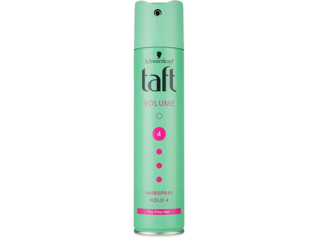taft volume lak na vlasy ultra silna fixace 250 ml