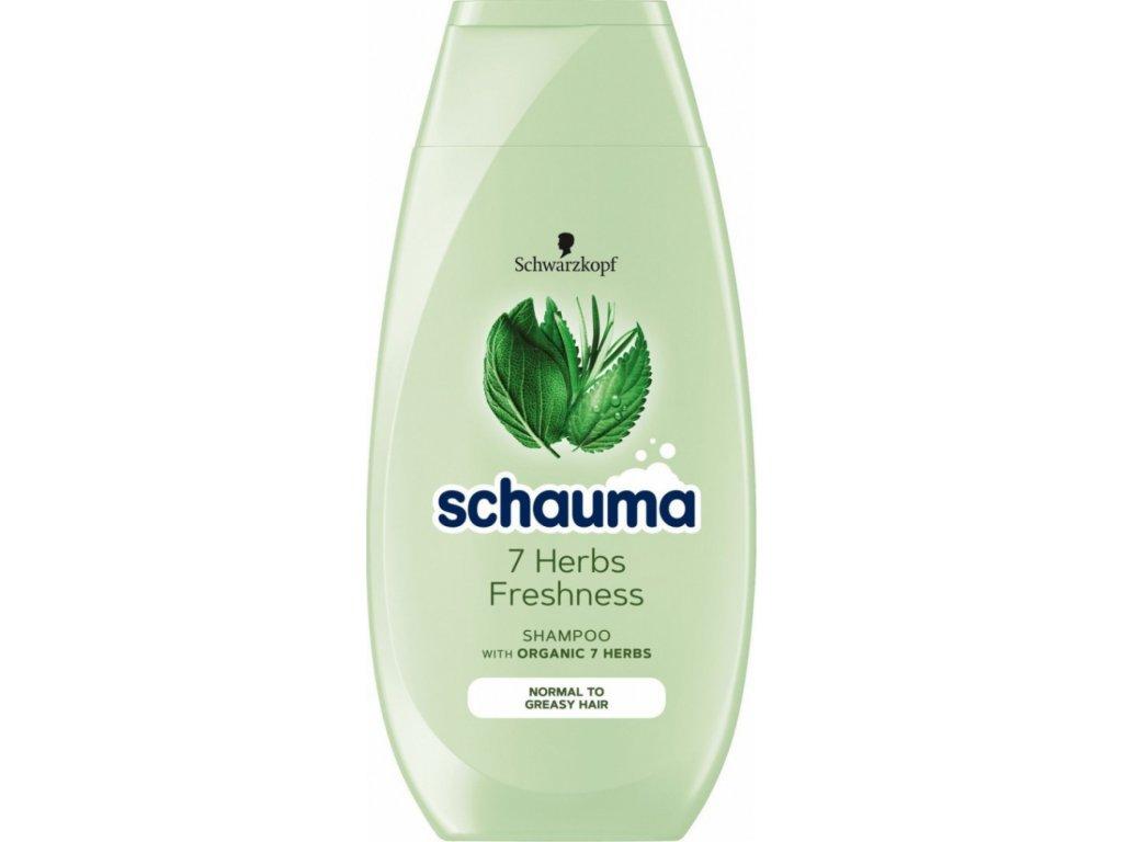 Schauma šampon 7 bylin, 250 ml