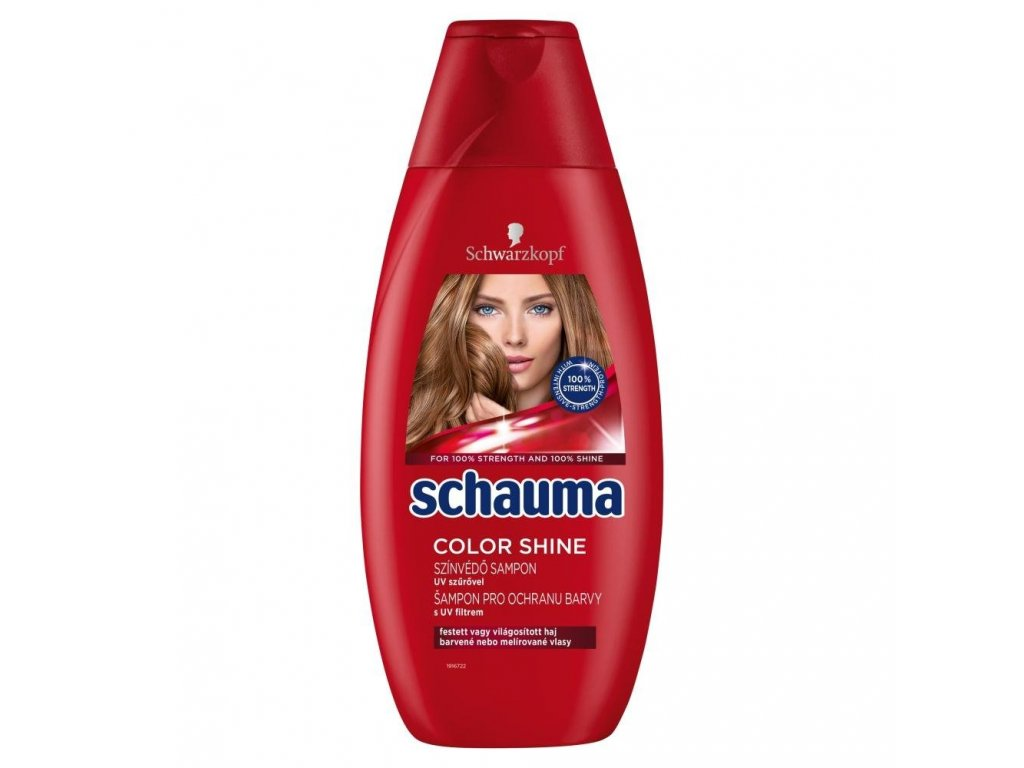 Schauma šampon Pro lesk barvy, 250 ml