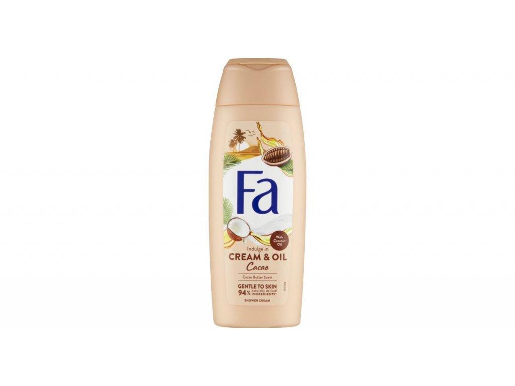 Sprchový gel Fa Cream & Oil, 250 ml