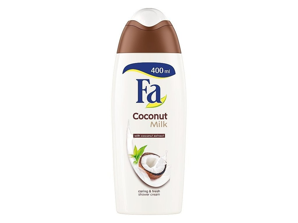 Sprchový gel Fa Coconut Milk, 400 ml