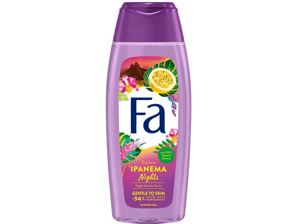 Sprchový gel Fa Ipanema Nights, 400 ml
