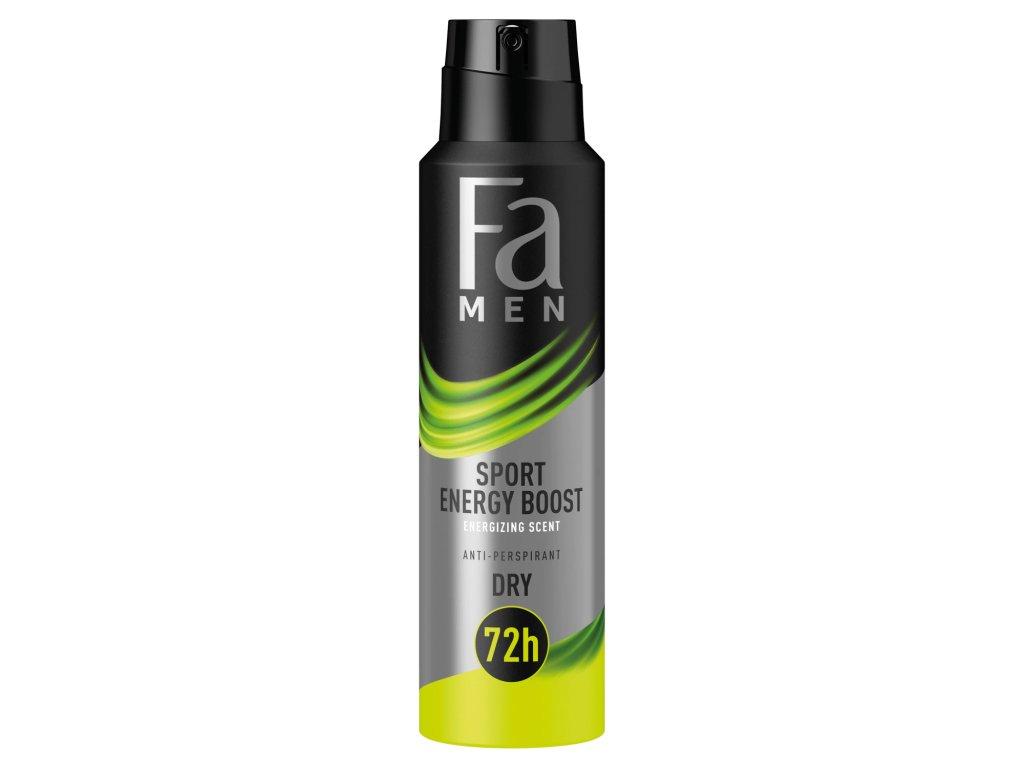 Fa deosprej Men Sport Energy Boost, 150 ml