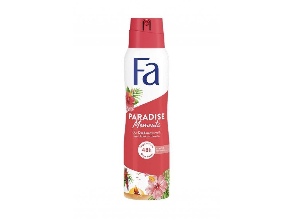 Fa deosprej Paradise Moments, 150 ml