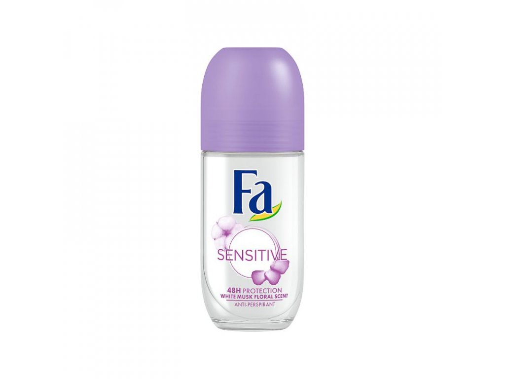 Fa roll-on Invisible Sensitive, 50 ml