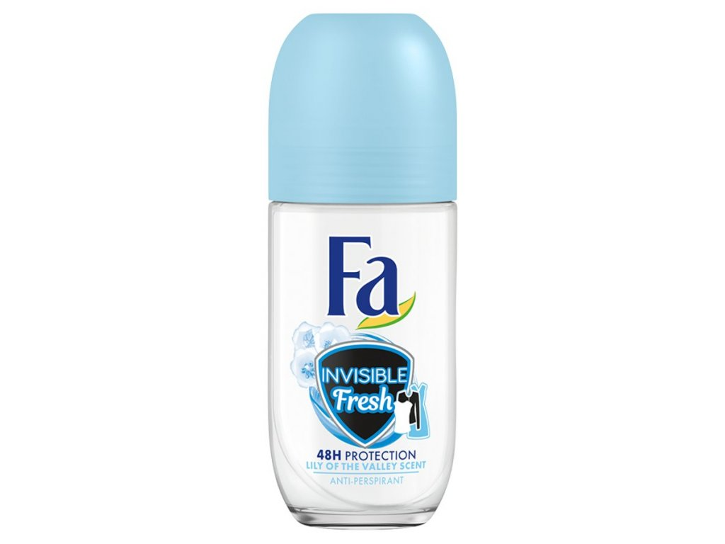 Fa roll-on Invisible Fresh, 50 ml