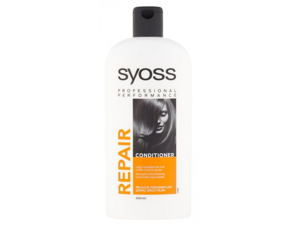 Syoss balzám Repair Therapy, 500 ml