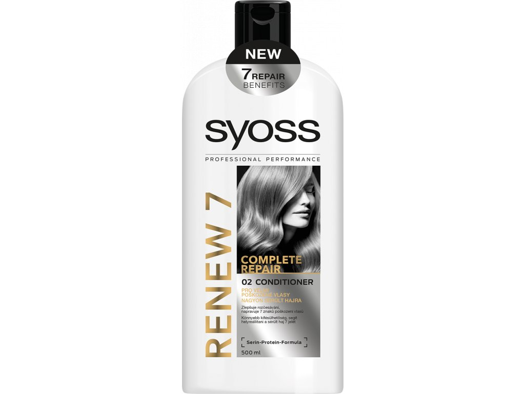 Syoss Renew 7 Complete Repair, 500 ml
