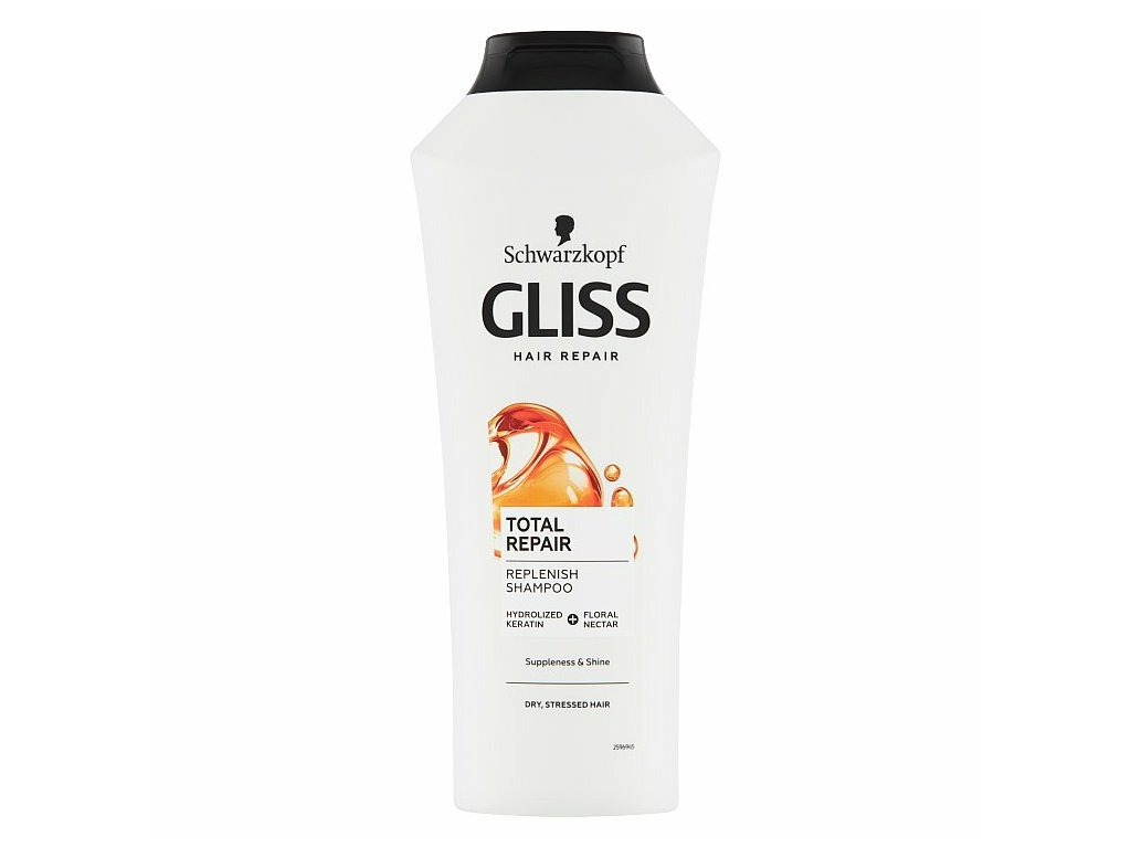 Gliss Kur šampon Total Repair 19, 400 ml