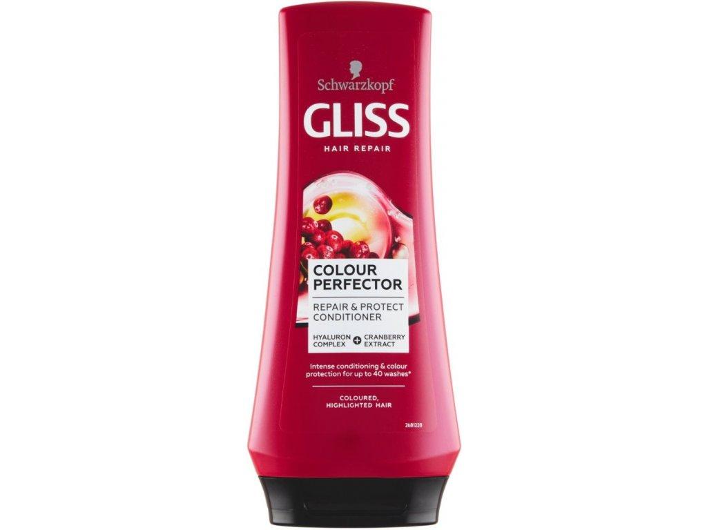Gliss Kur balzám Ultimate Color, 200 ml