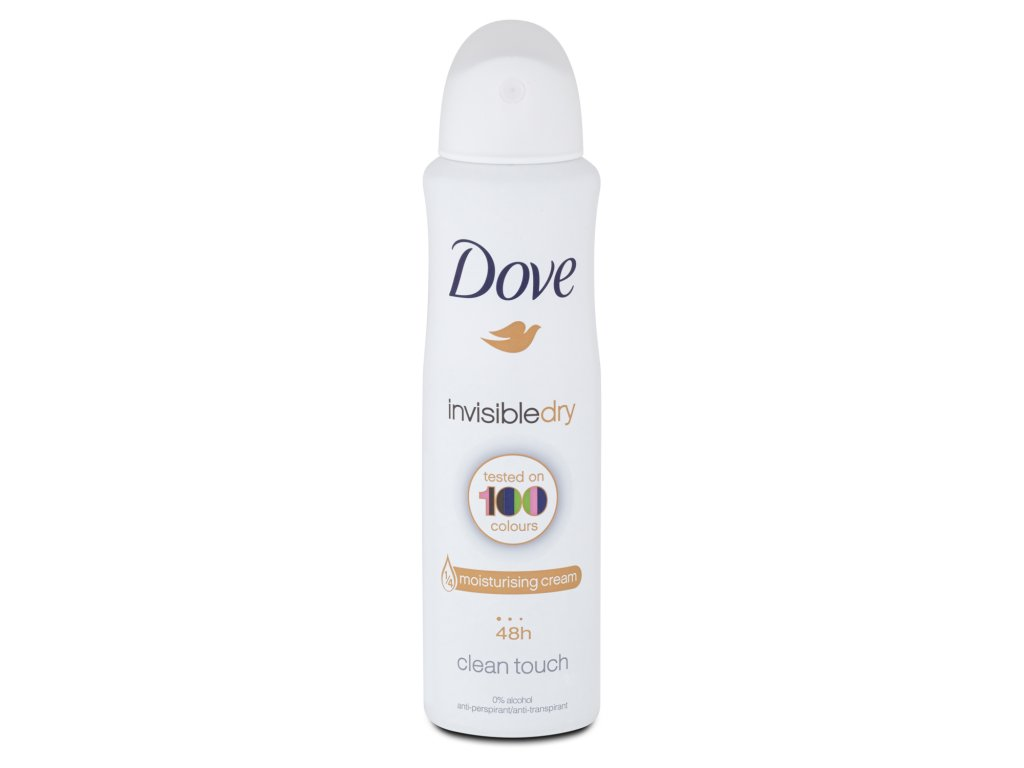 Dove Invisible Dry Woman antiperspirant deospray, 150 ml